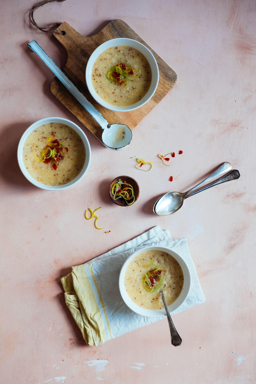 mosterd soep recept